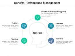 Benefits Performance Management Ppt Powerpoint Presentation Inspiration Designs Cpb