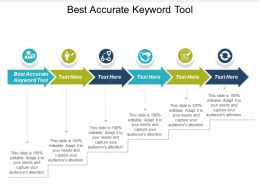 Best Accurate Keyword Research Tool Ppt Powerpoint Presentation Icon Guide Cpb