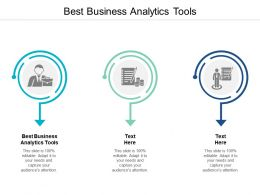Best Business Analytics Tools Ppt Powerpoint Presentation Infographics Elements Cpb