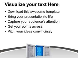 Best Choice For Business Growth PowerPoint Templates PPT Themes And Graphics 0313