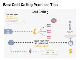Best Cold Calling Practices Tips