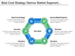Best Cost Strategy Narrow Market Segment Marketing Decision