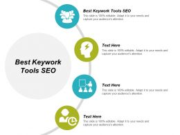 Best Keyword Tools Seo Ppt Powerpoint Presentation Icon Introduction Cpb
