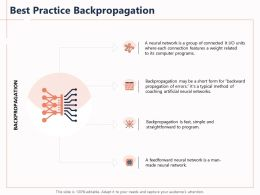 Best Practice Backpropagation Feedforward Ppt Powerpoint Presentation File Deck
