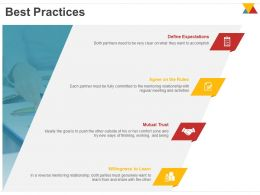Best Practices Expectations Ppt Powerpoint Presentation Graphics