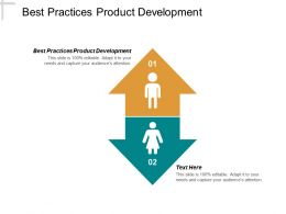 Best Practices New Product Development Ppt Powerpoint Presentation Infographic Template File Formats Cpb