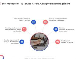 Best Practices Of ITIL Service Asset And Configuration Management Ppt Powerpoint Presentation Pictures
