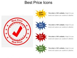 Best Price Icons
