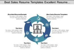 Best Sales Resume Templates Excellent Resume Example Attributes Leader Cpb