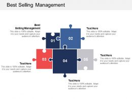 Best Selling Management Ppt Powerpoint Presentation File Vector Cpb