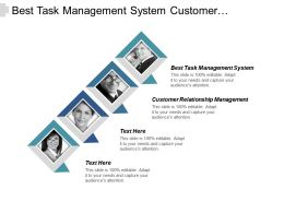 Best Task Management System Customer Relationship Management Management Cpb