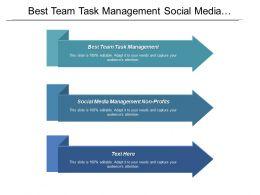 Best Team Task Management Social Media Management Nonprofits Cpb
