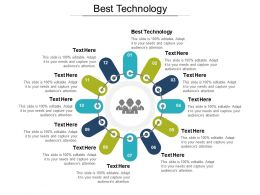 Best Technology Ppt Powerpoint Presentation File Samples Cpb