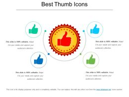 Best Thumb Icons