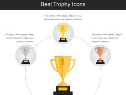 Best Trophy Icons