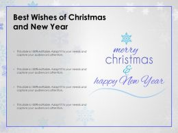 Best Wishes Of Christmas And New Year