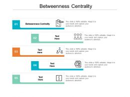 Betweenness Centrality Ppt Powerpoint Presentation Outline Format Ideas Cpb