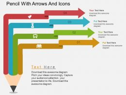 bg_pencil_with_arrows_and_icons_flat_powerpoint_design_Slide01