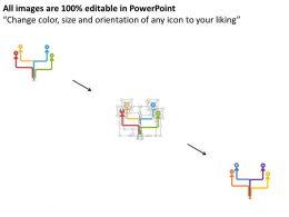 bh_four_arrows_pencil_numeric_infographics_flat_powerpoint_design_Slide02