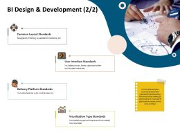 Bi Design And Development Interface Standards Ppt Powerpoint Backgrounds