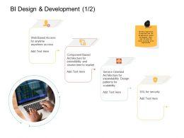 BI Design And Development Time Ppt Powerpoint Presentation Download