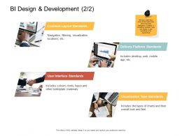 BI Design And Development Web Ppt Powerpoint Presentation Outline Smartart