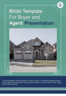 Bi Fold For Buyer And Agent Presentation Document Report PDF PPT Template