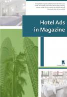 Bi Fold Hotel Ads In Magazine Document Report PDF PPT Template