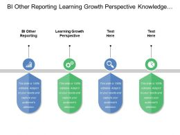 Bi Other Reporting Learning Growth Perspective Knowledge Retention