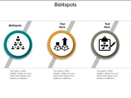 Bid4spots Ppt Powerpoint Presentation Pictures Grid Cpb