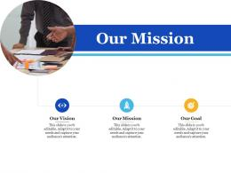 Bid Management Analysis Our Mission Ppt Powerpoint Presentation Designs