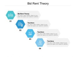 Bid Rent Theory Ppt Powerpoint Presentation Ideas Example File Cpb