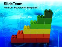 Big Building Blocks Powerpoint Templates Lego Business Editable Ppt Designs