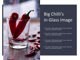 Big Chillis In Glass Image