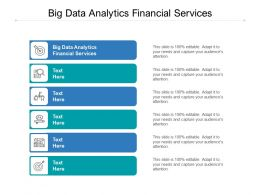 Big Data Analytics Financial Services Ppt Powerpoint Presentation Layouts Graphic Tips Cpb