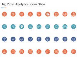 Big Data Analytics Icons Slide L1229 Ppt Powerpoint Presentation Portfolio