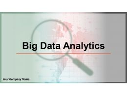 Big Data Analytics Powerpoint Presentation Slide