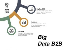 Big Data B2b Ppt Powerpoint Presentation File Grid Cpb