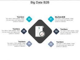 Big Data B2b Ppt Powerpoint Presentation File Inspiration Cpb