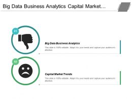 Big Data Business Analytics Capital Market Trends Iot Report Cpb
