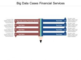 Big Data Cases Financial Services Ppt Powerpoint Presentation Professional Smartart Cpb