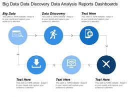 Big Data Data Discovery Data Analysis Reports Dashboards