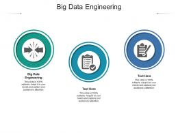Big Data Engineering Ppt Powerpoint Presentation Inspiration Themes Cpb