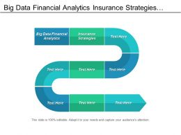 Big Data Financial Analytics Insurance Strategies Investments Corporate Finance Cpb