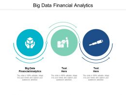 Big Data Financial Analytics Ppt Powerpoint Presentation Portfolio Format Cpb