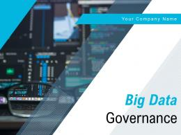 Big Data Governance Challenges Roadmap Processes Strategy Analytics Dashboard