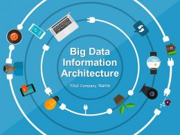 Big Data Information Architecture Powerpoint Presentation Slide