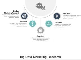 Big Data Marketing Research Ppt Powerpoint Presentation Portfolio Graphic Images Cpb