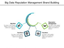 Big Data Reputation Management Brand Building Process Succession Planning Cpb