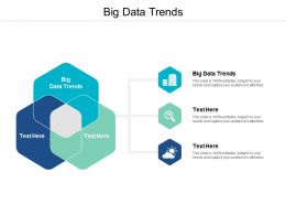 Big Data Trends Ppt Powerpoint Presentation Summary Graphics Pictures Cpb